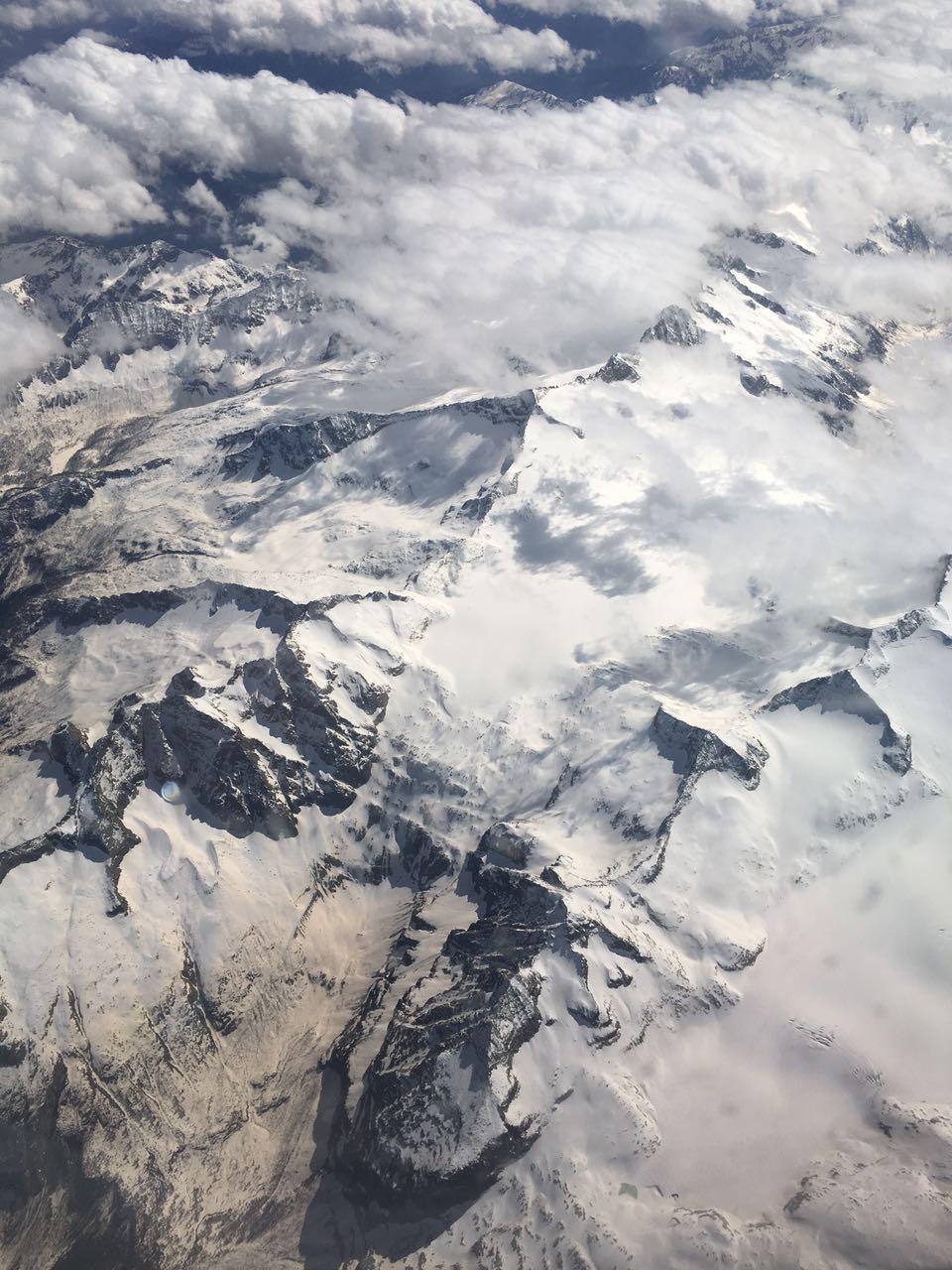 Горы Альпы в Италии
