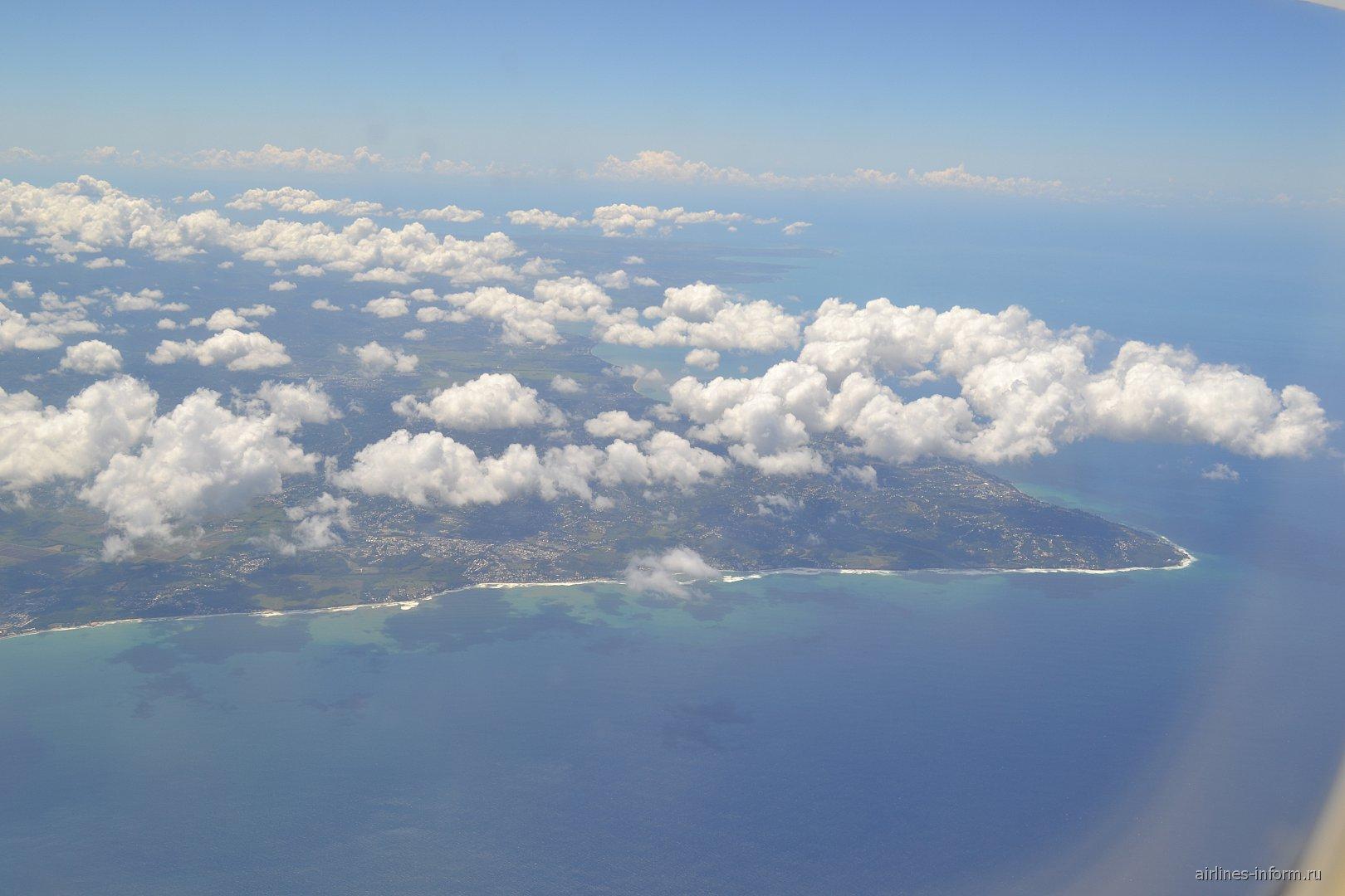 Западное побережье острова Пуэрто-Рико