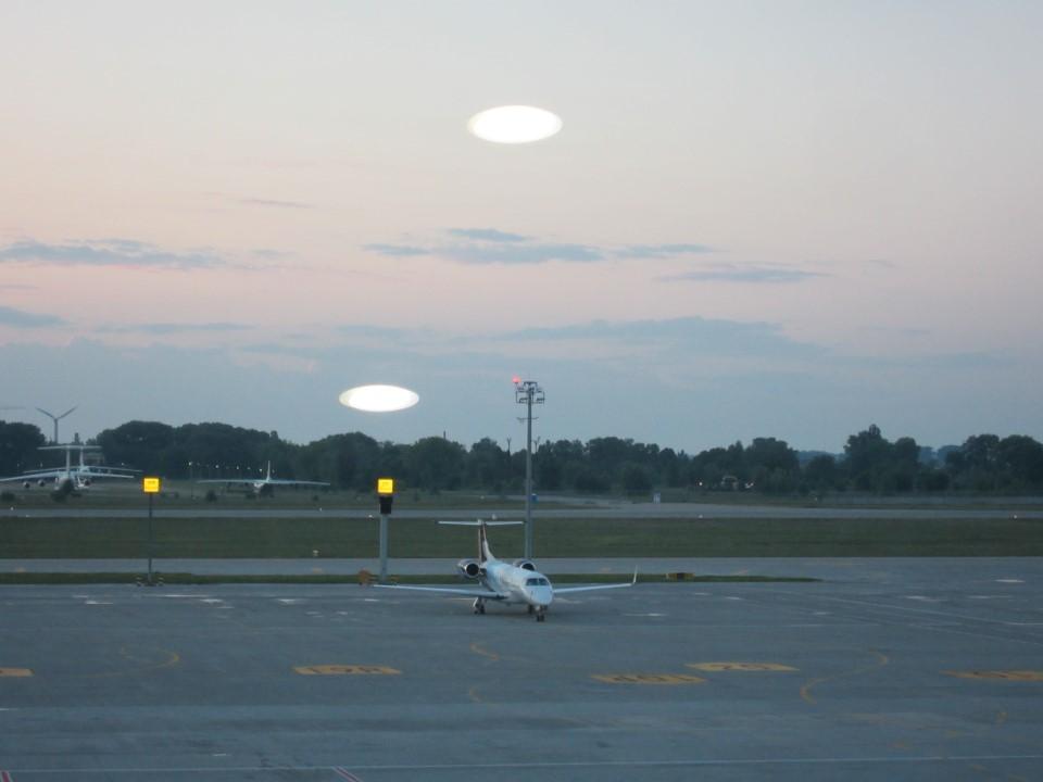 В аэропорту Борисполь