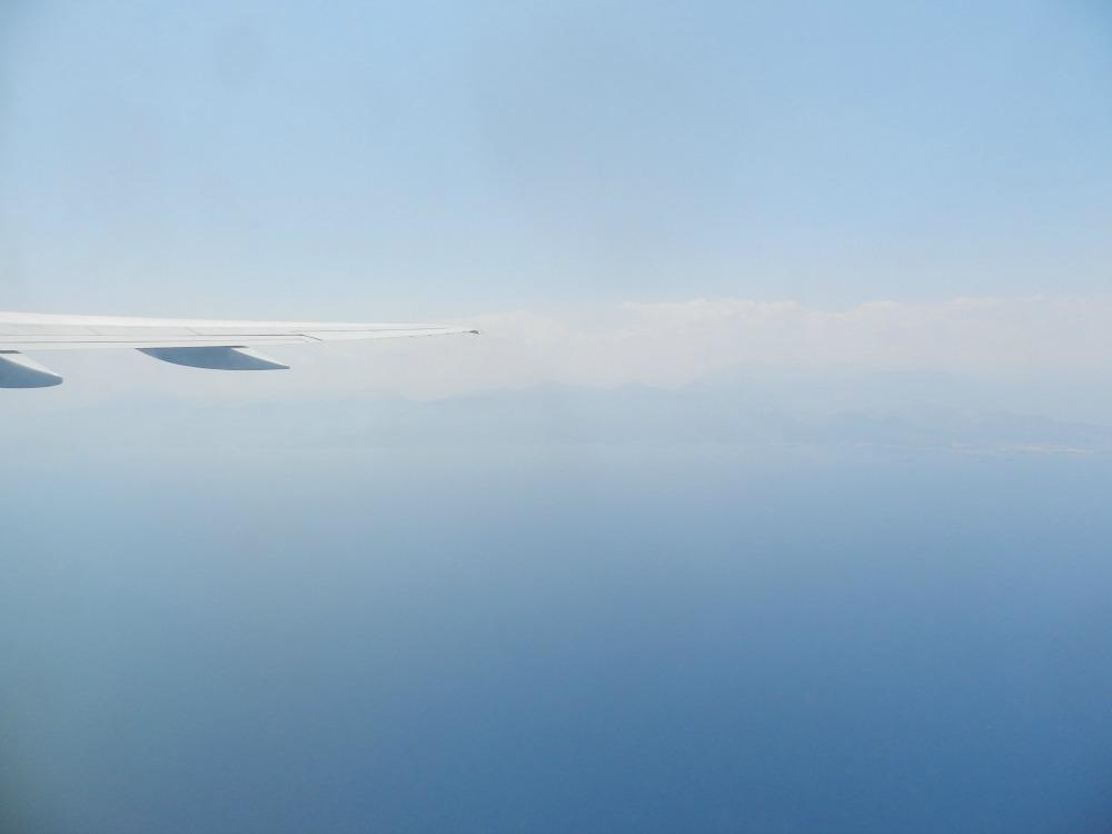 Рейс Анталья-Астана авиакомпании SCAT