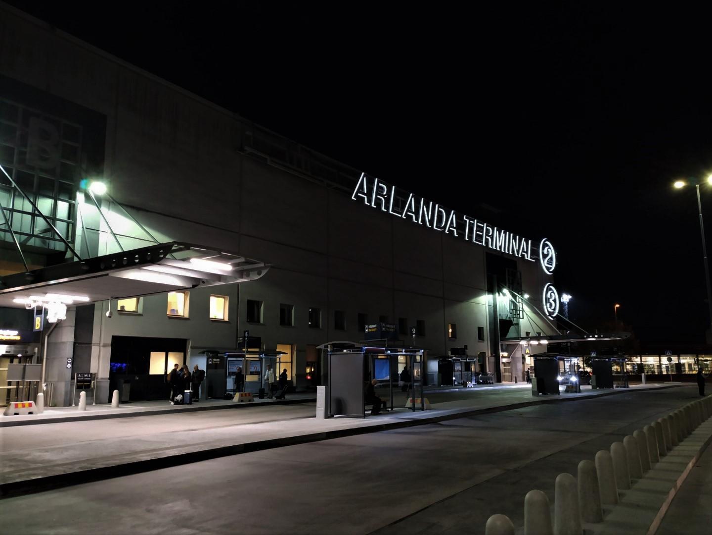 Терминал 2 аэропорта Стокгольм Арланда
