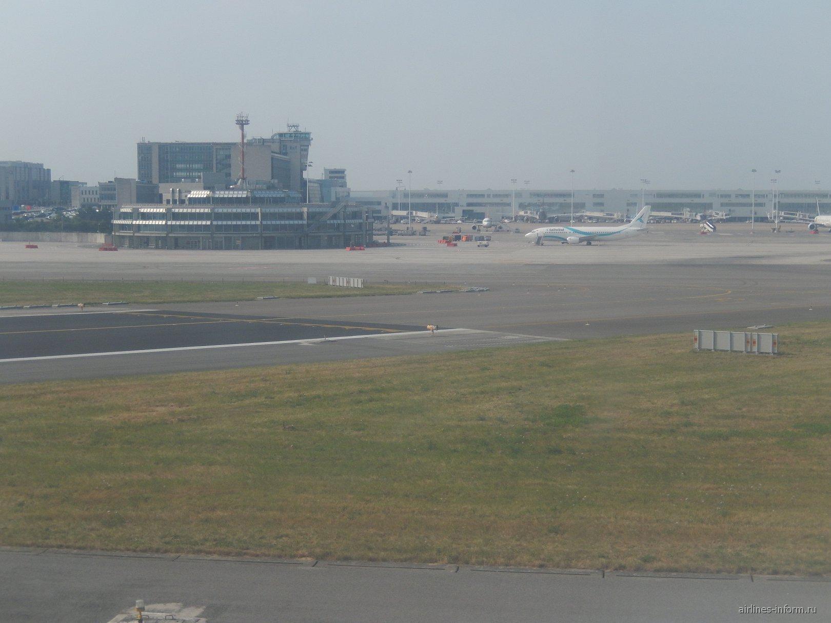 Аэропорт Брюссель