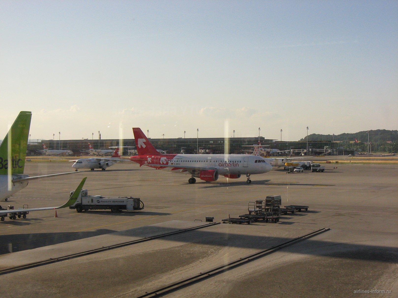 A320 Air Berlin