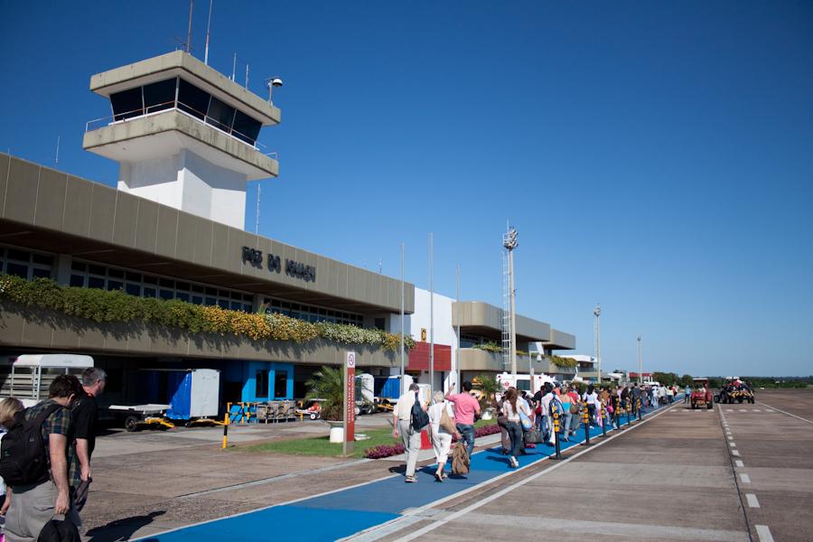 Аэропорт Фоз-до-Игуасу