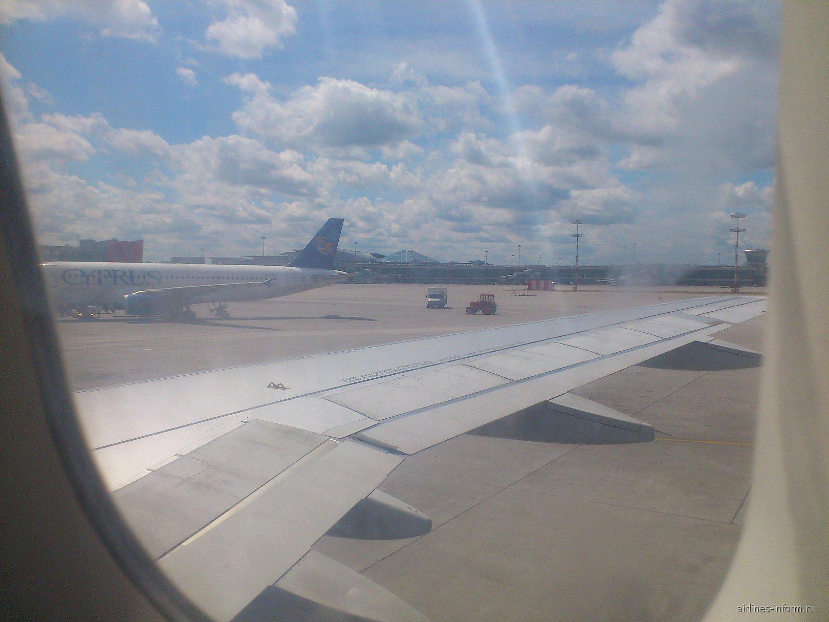 Рейс Иркутск-Москва Аэрофлота прибыл в аэропорт Шереметьево