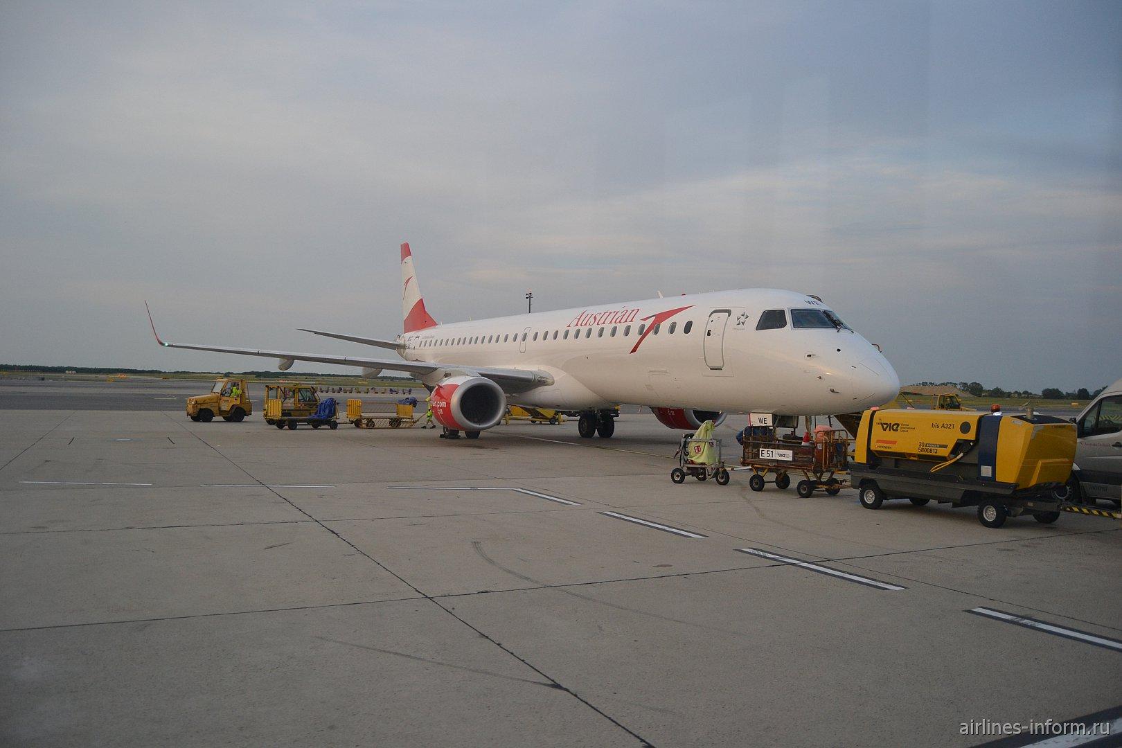 Уикенд в Европе. Венеция (VCE) - Вена (VIE) Austrian Airlines.