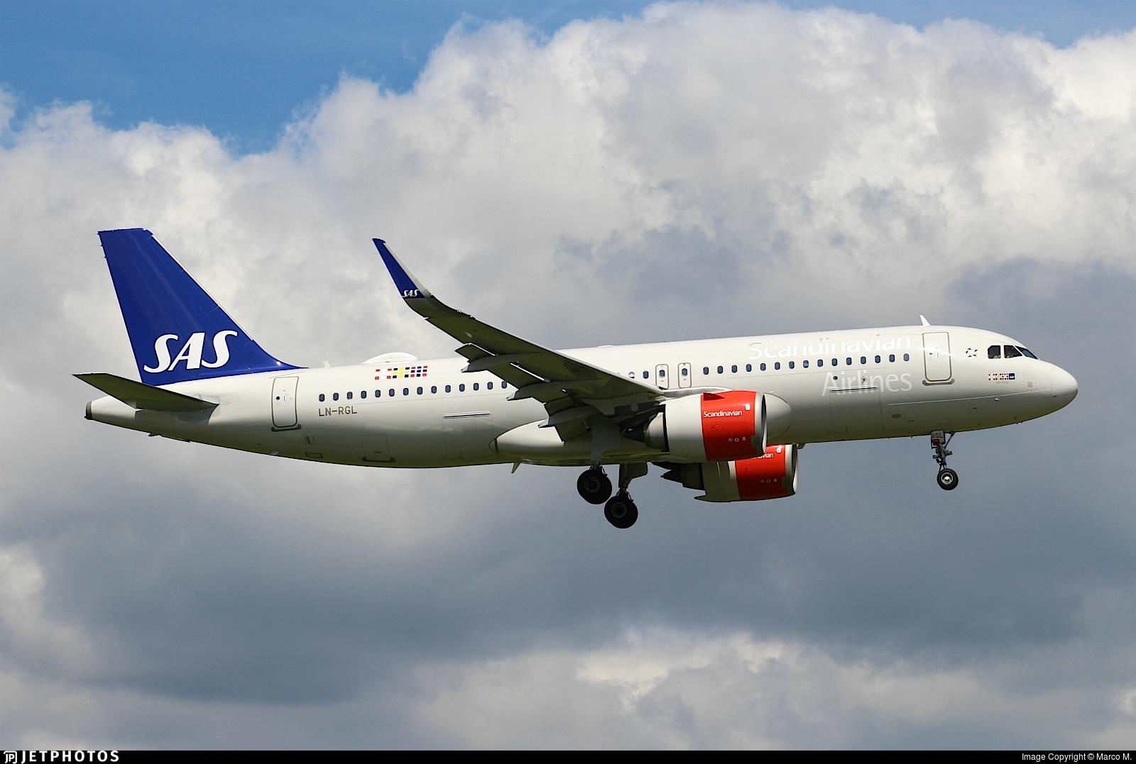 Рейкьявик (KEF) - Копенгаген (CPH) на Airbus A320neo авиакомпании SAS Scandinavian Airlines (114 фото) + Бонус