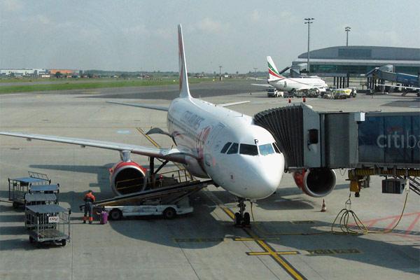 Прага-Москва с CSA Czech Airlines
