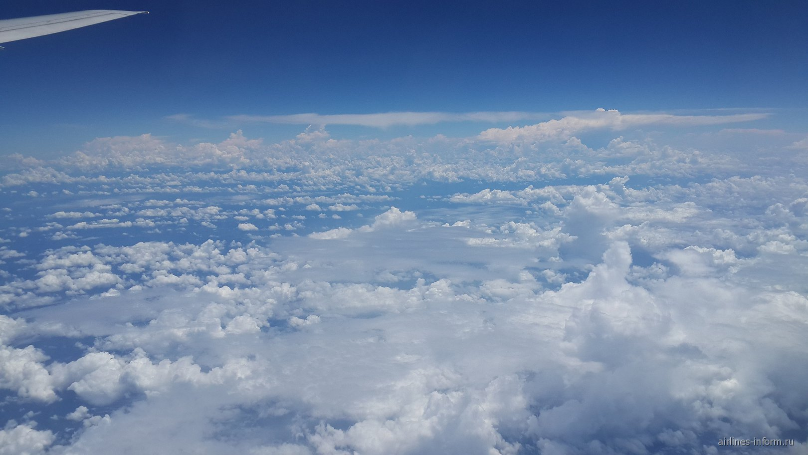 Облака в Юго-Восточной Азии