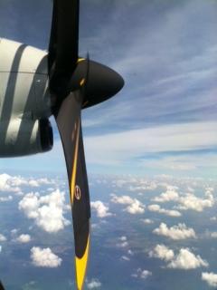 В полете на ATR 72