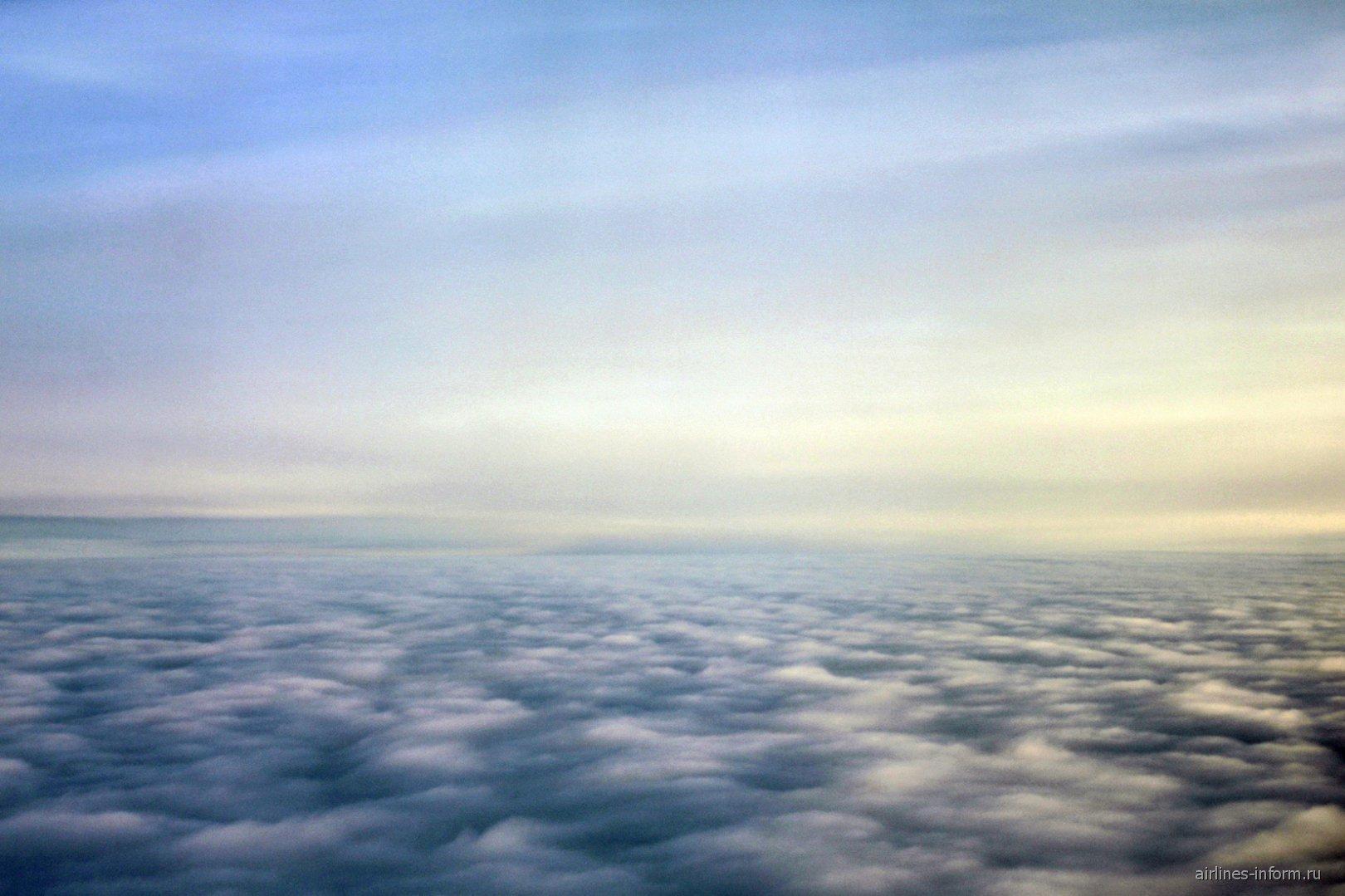 Облака над Финляндией