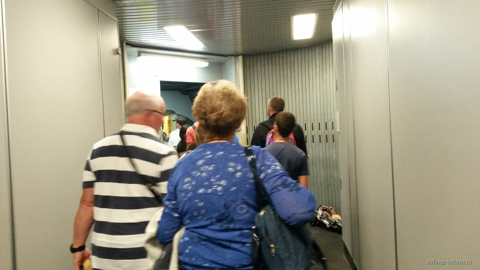 В аэропорту Майами