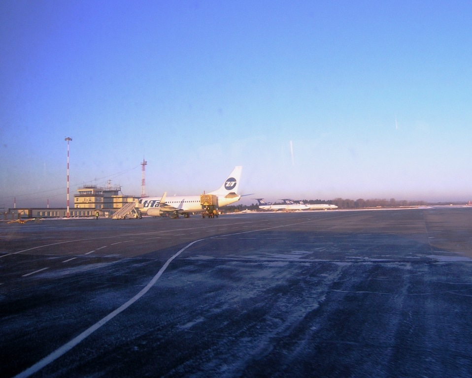 Perm airport
