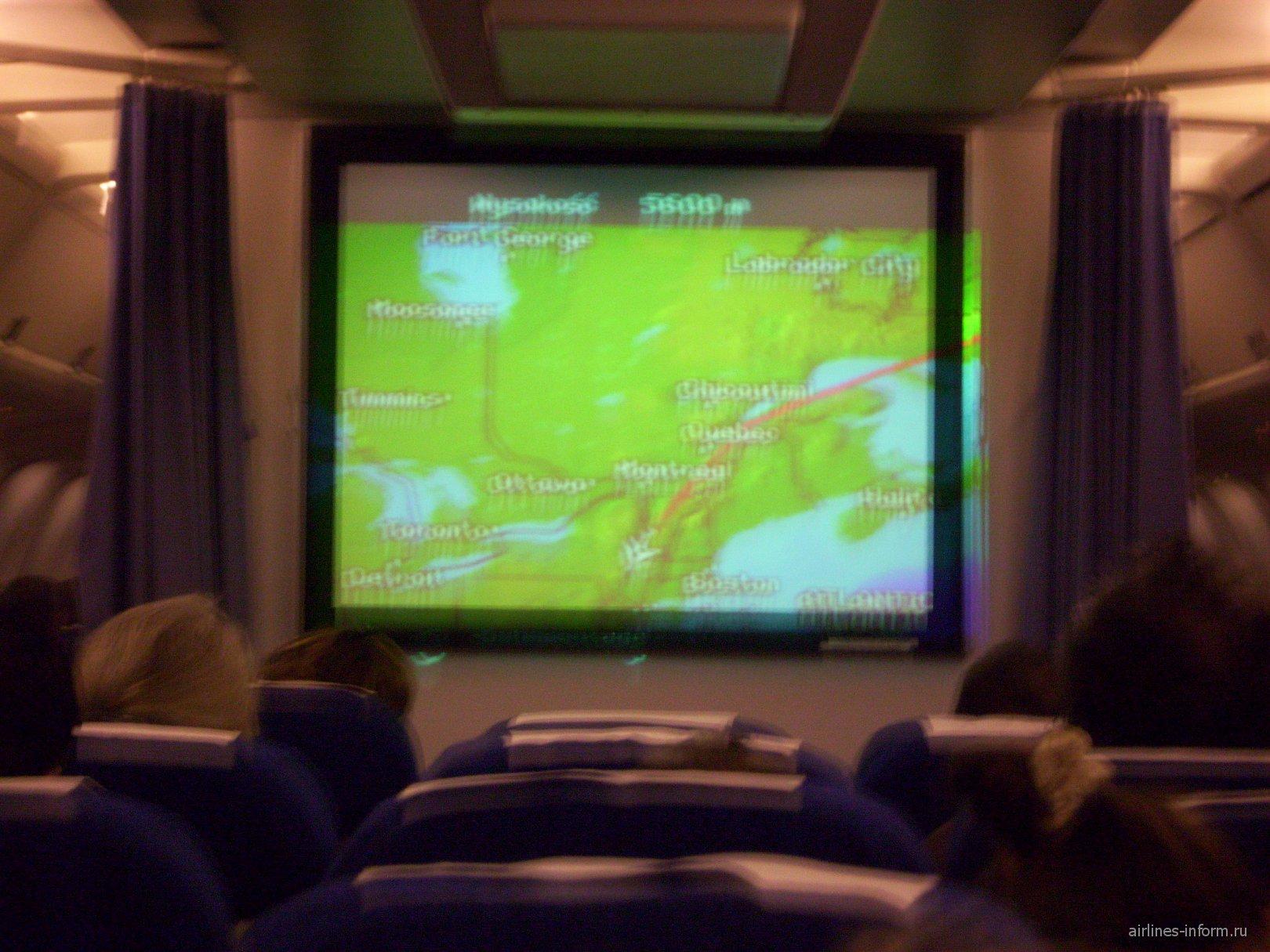Боинг-767-300 авиакомпании LOT