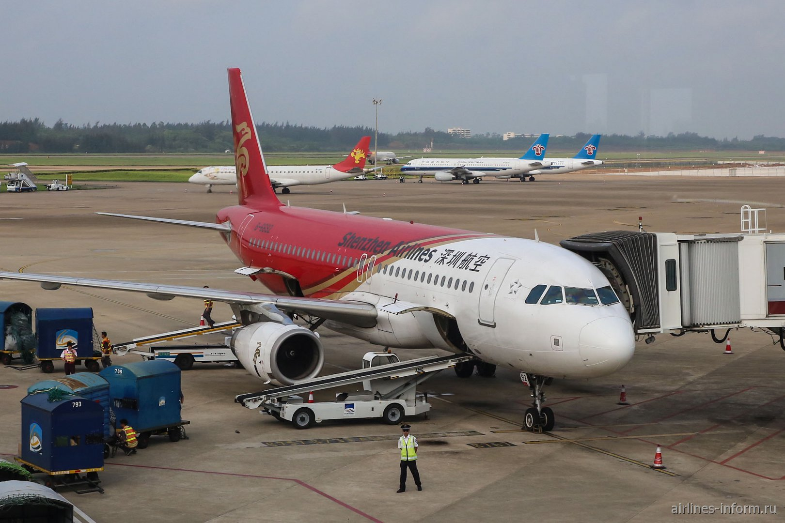 Хайкоу-Шэньчжэнь рейсом авиакомпании Shenzhen Airlines
