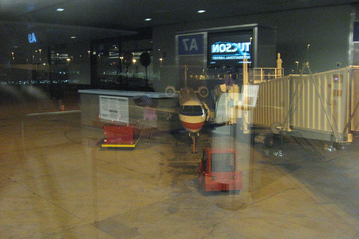 Аэропорт Тусон