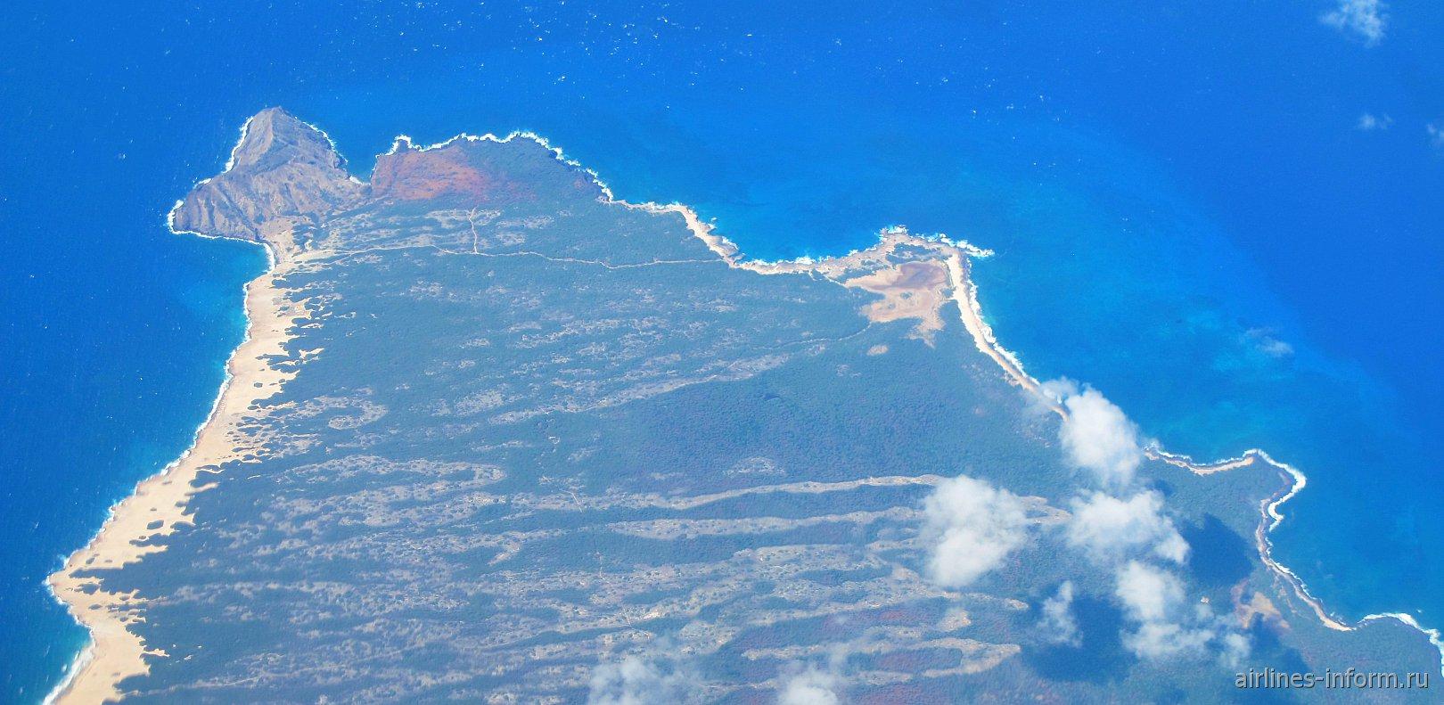 Гавайский остров Ниихау