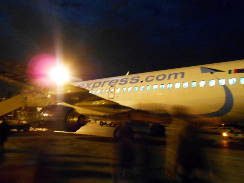 Blu-express: обратно в Москву