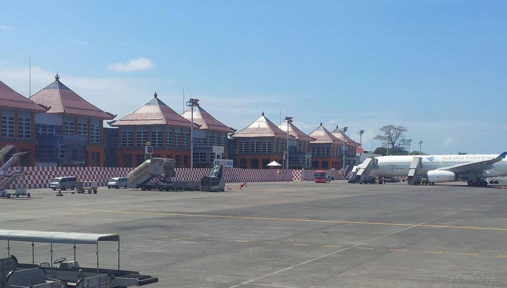Аэропорт Денпасар Нгура Рай