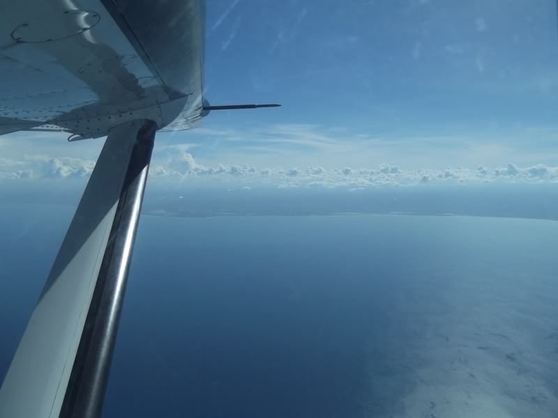 Zanzibar-Arusha flight