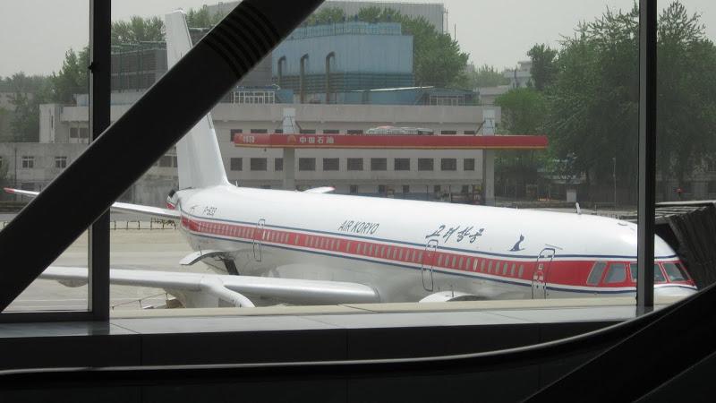Air Koryo Tupolev Tu-204