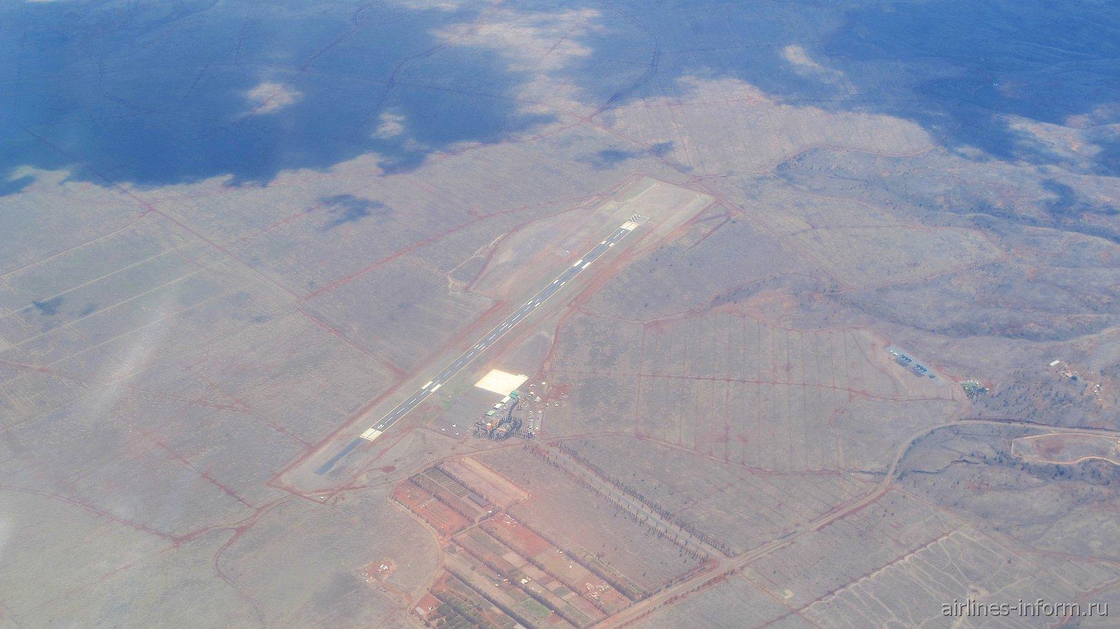Аэропорт Ланай на гавайском архипелаге