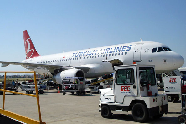 Turkish Airlines: Istanbul to Adana