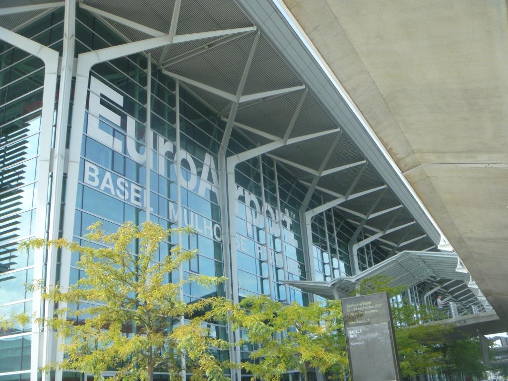 Пассажирский терминал Евроаэропорта Базель-Мюльхаус-Фрайбург
