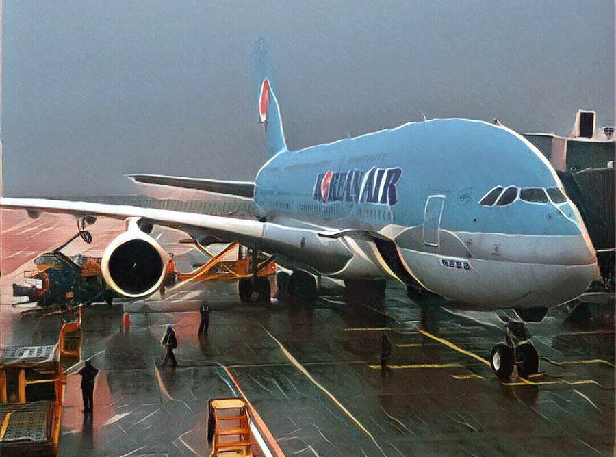 """""""Там, где создаются мечты"""": Сеул-Бангкок на Airbus A380 Korean Air"""