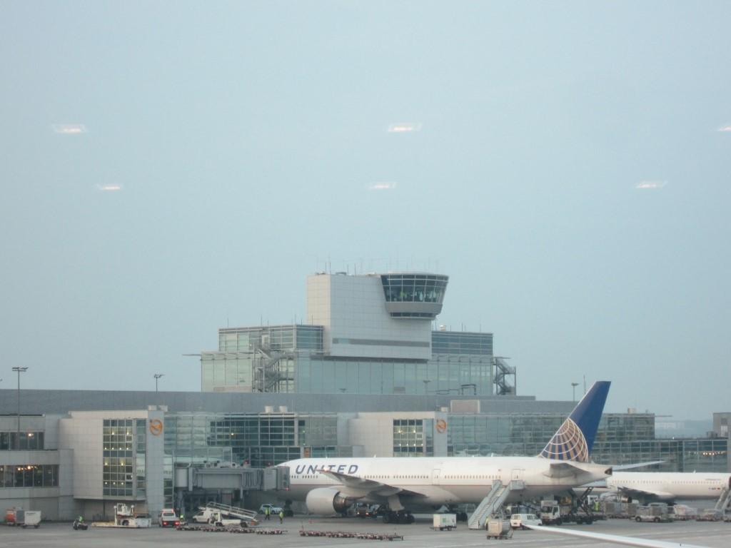 Центр управления полетами в аэропорту Франкфурта-на-Майне