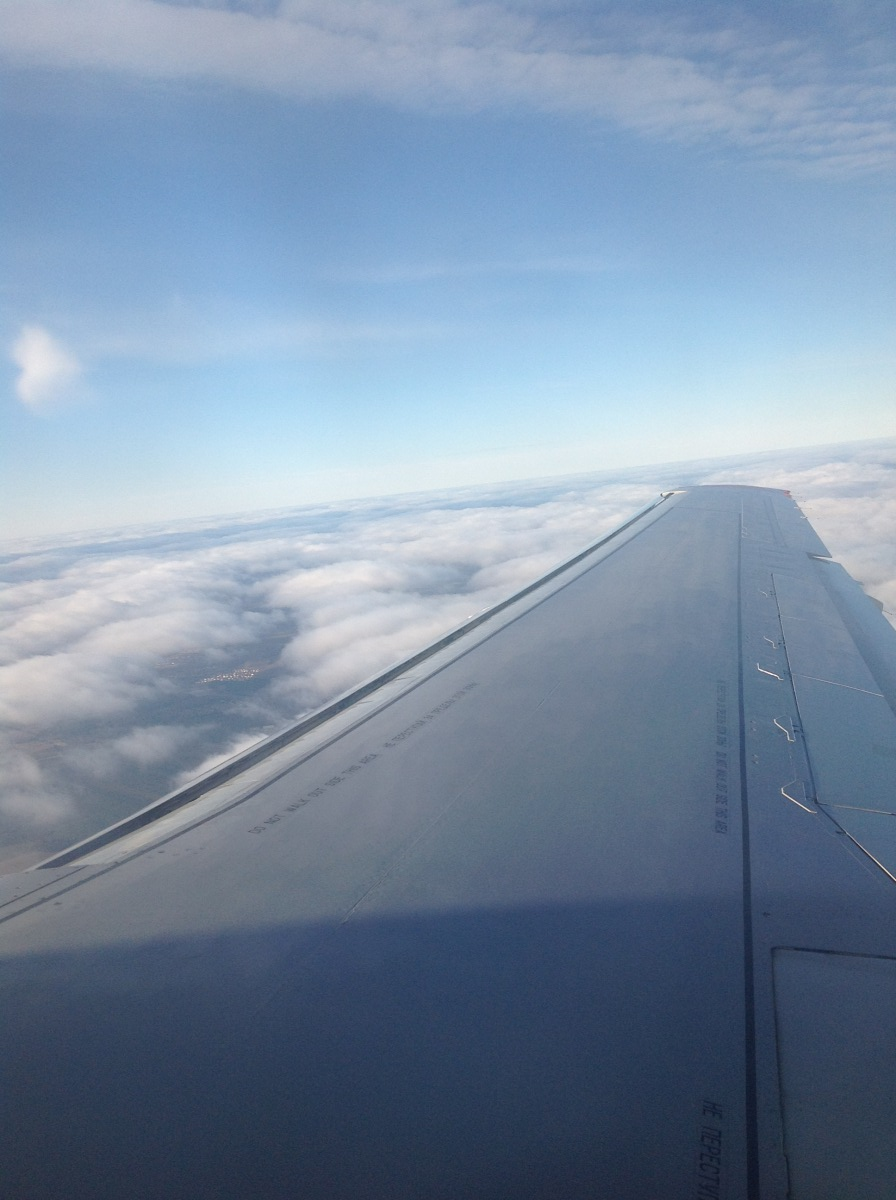 Рейс Аэрофлота Нижний Новгород - Москва