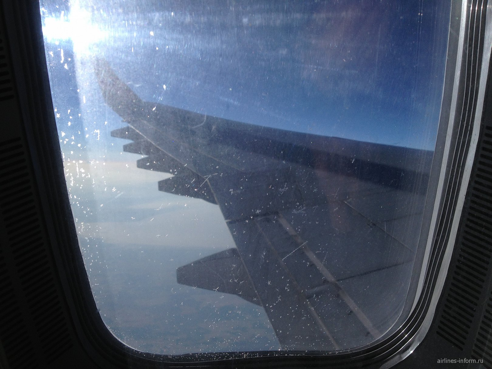Рейс Аэрофлота Москва-Анталья