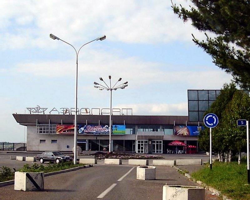 Аэропорт Беслан во Владикавказе