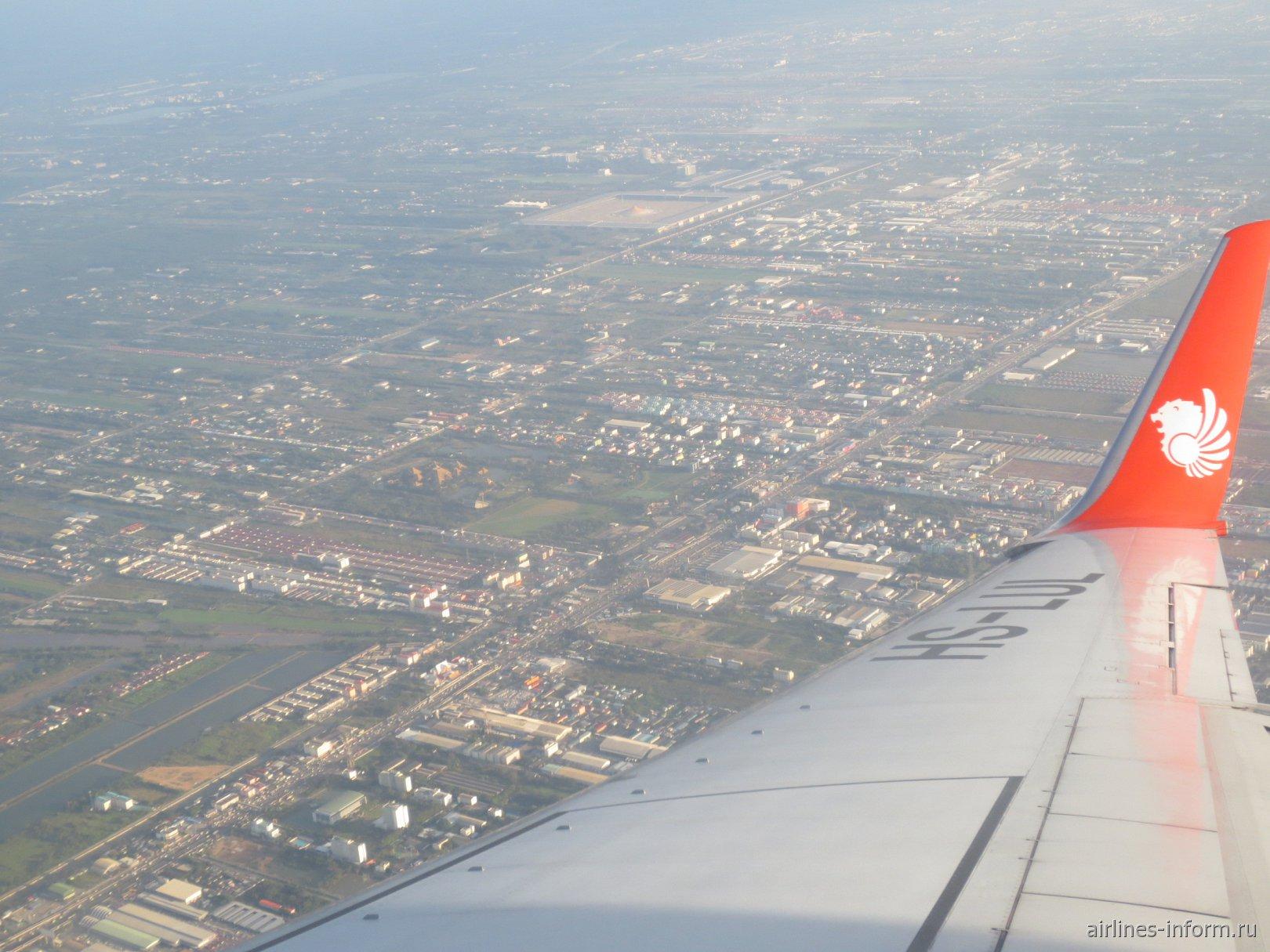 Джакарта-Бангкок Thai Lion Air
