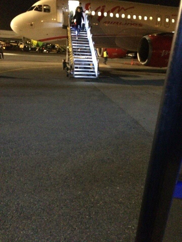 все , полет окончен спасибо вим авии вылет без задержки все воворемя все хорошо были зоны турболетности нас предупредили ,но обслуживание на 0 цена билета 10 000 руб при покупке с Армении в Москве цены стоят от 13 000