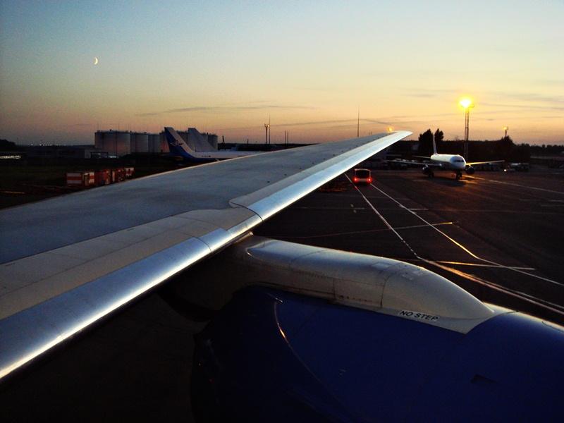 Боинг-777-200 авиакомпании Трансаэро