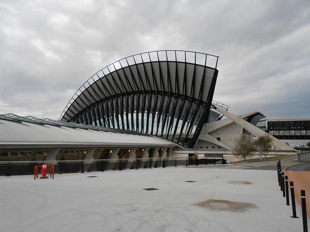 Терминал 1 аэропорта Лион Сент-Экзюпери