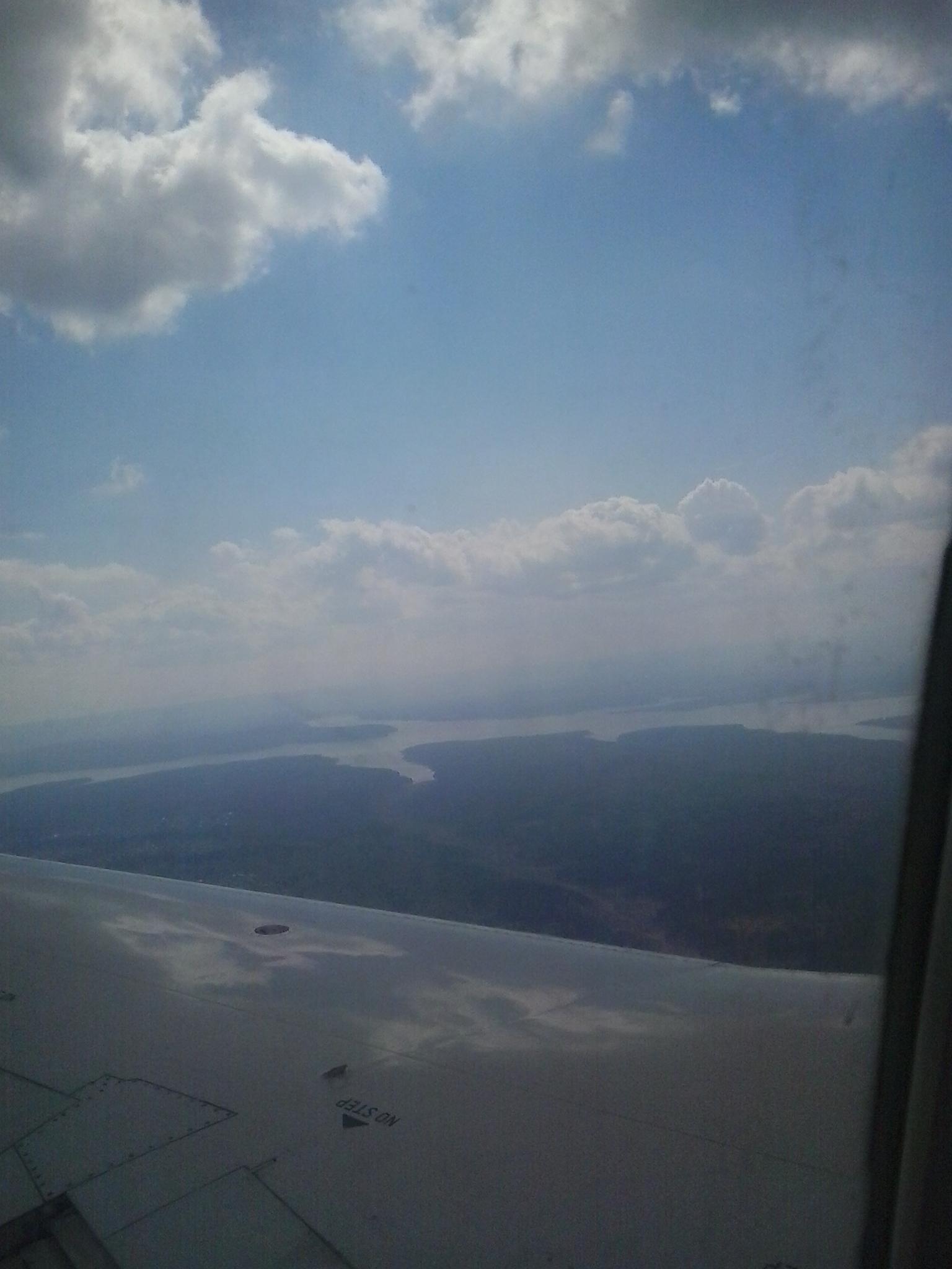 Рейс Чита-Иркутск авиакомпании ИрАэро