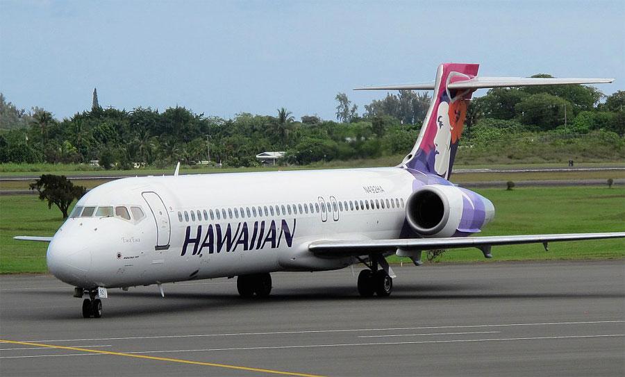 Гавайская заметка № 4. Остров Гавайи, Большой Остров (Хило) – остров Оаху (Гонолулу) с Hawaiian Airlines
