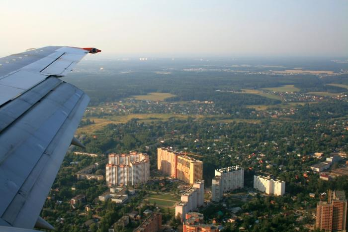 Рейс Норильск-Москва Нордавиа