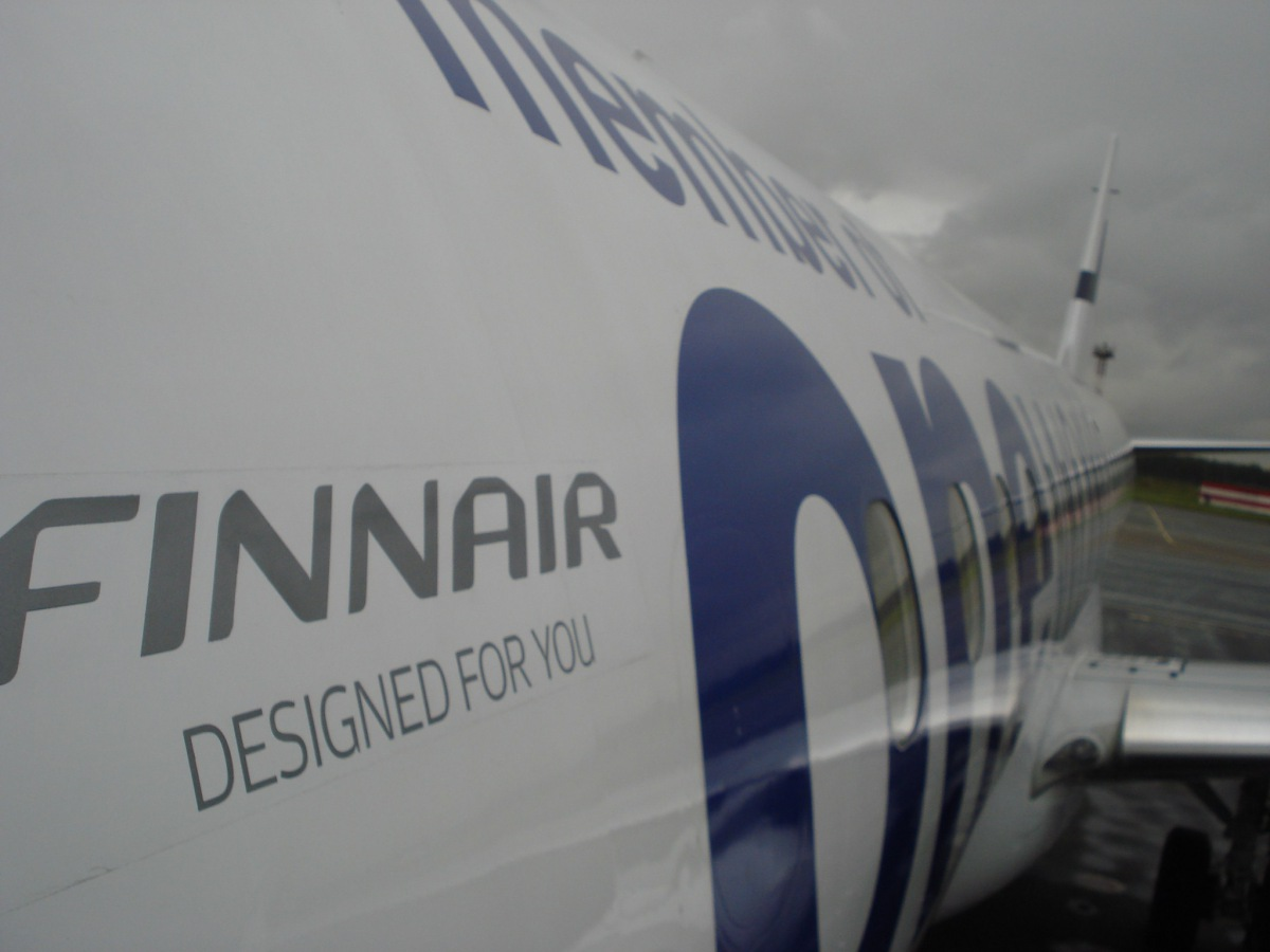 Embraer 190 of Finnair