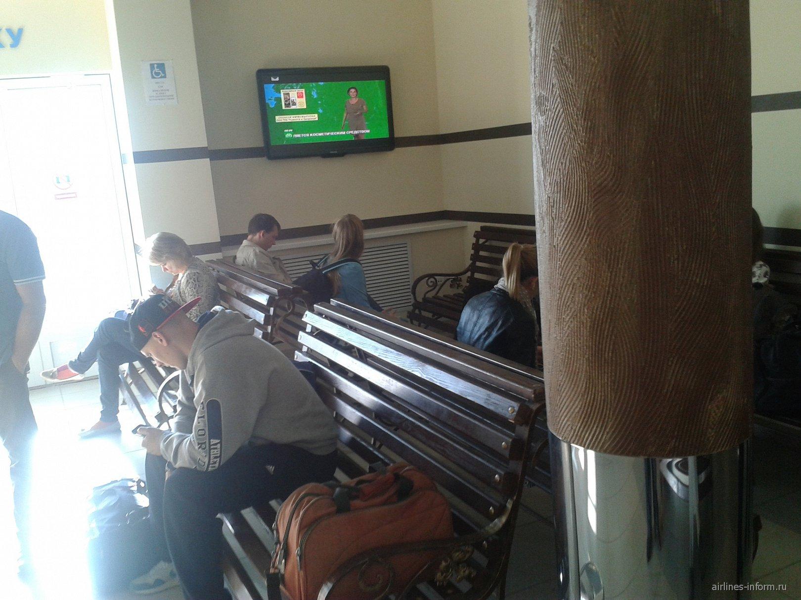 В аэропорту Бугульма