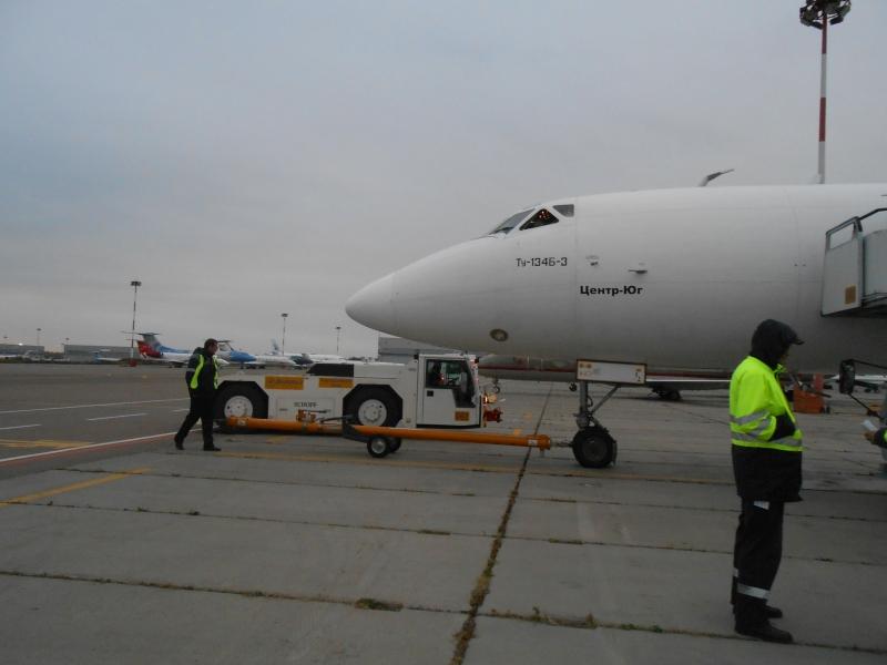 Ту-134 авиакомпании Центр-Юг