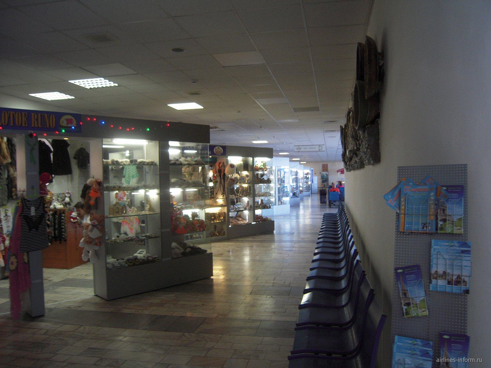 В аэропорту Ростова-на-Дону