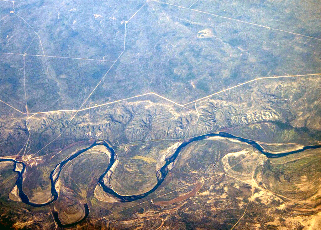 Река в Аргентине