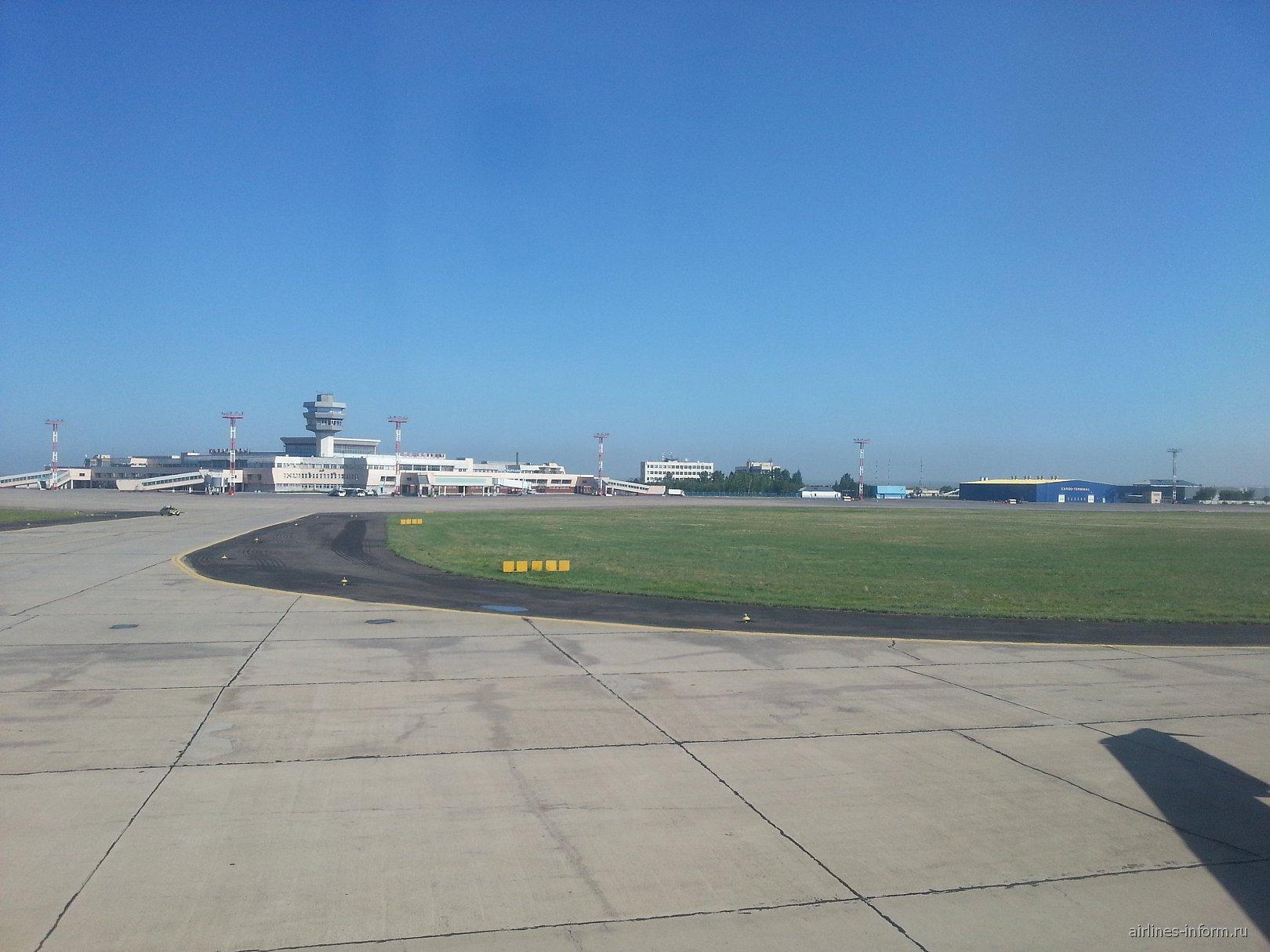 Аэропорт Караганда