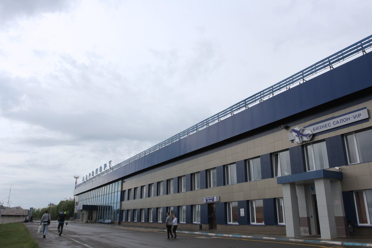Аэровокзал аэропорта Мурманск