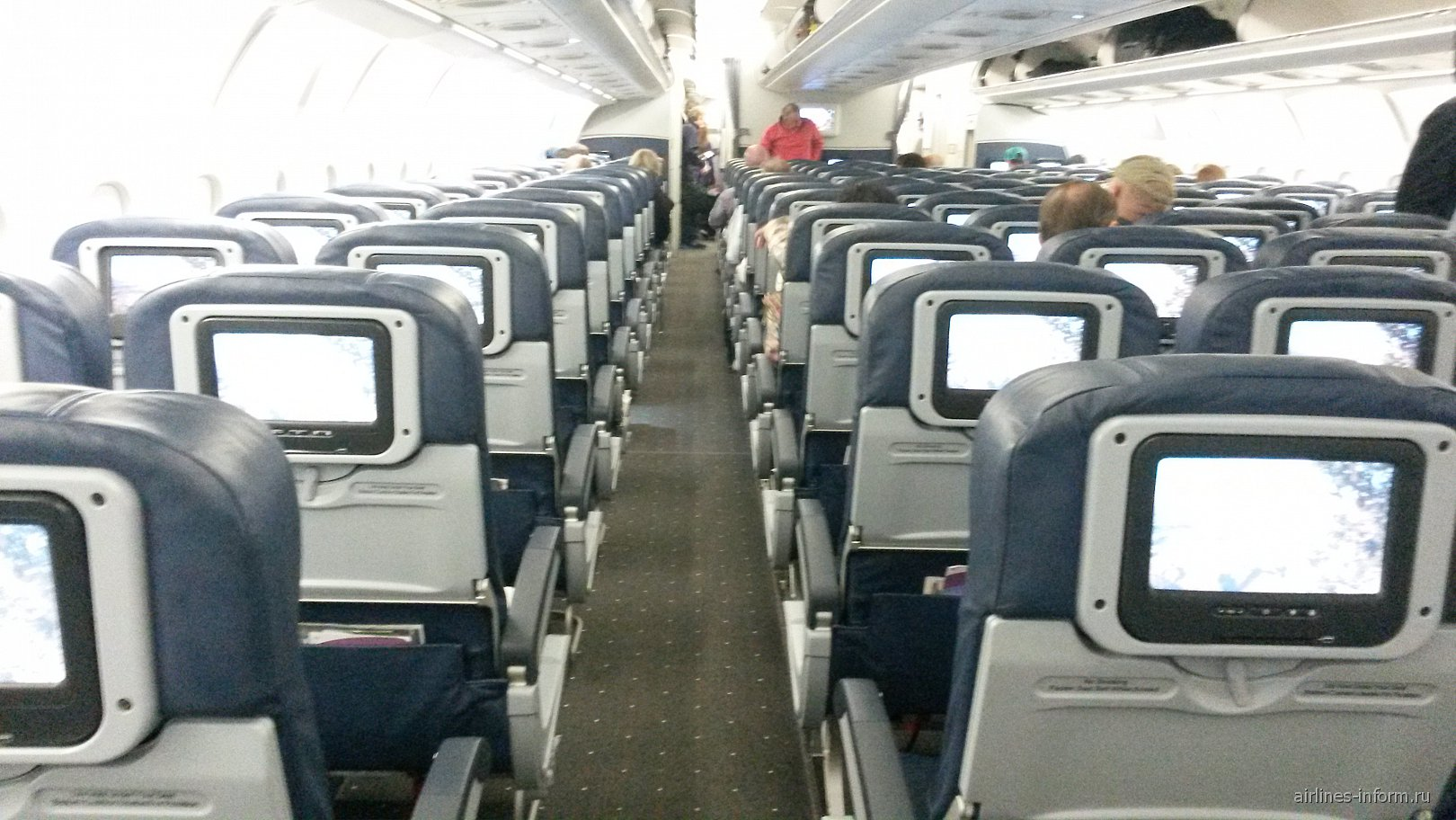 US Airways: Филадельфия - Лондон