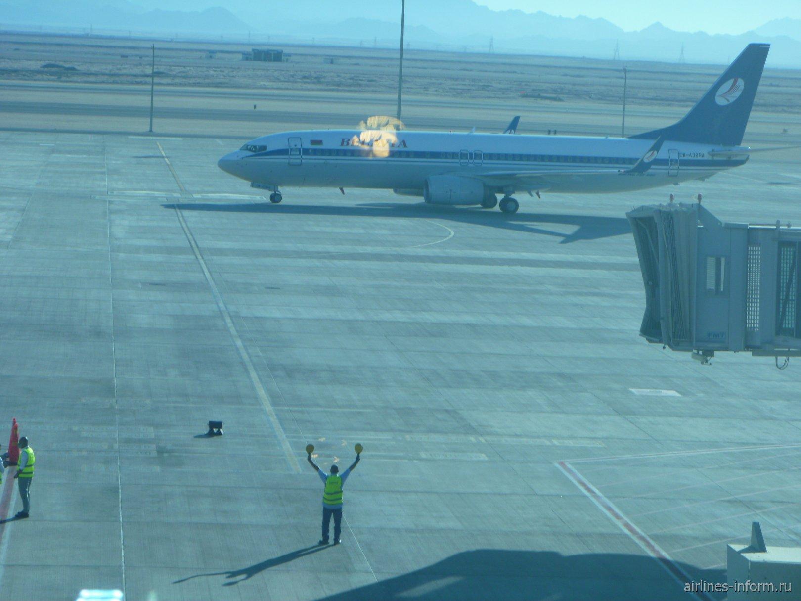 В жаркий Египет и обратно. Часть 2 (заключительная). Хургада - Минск на Boeing 737-800 Belavia.