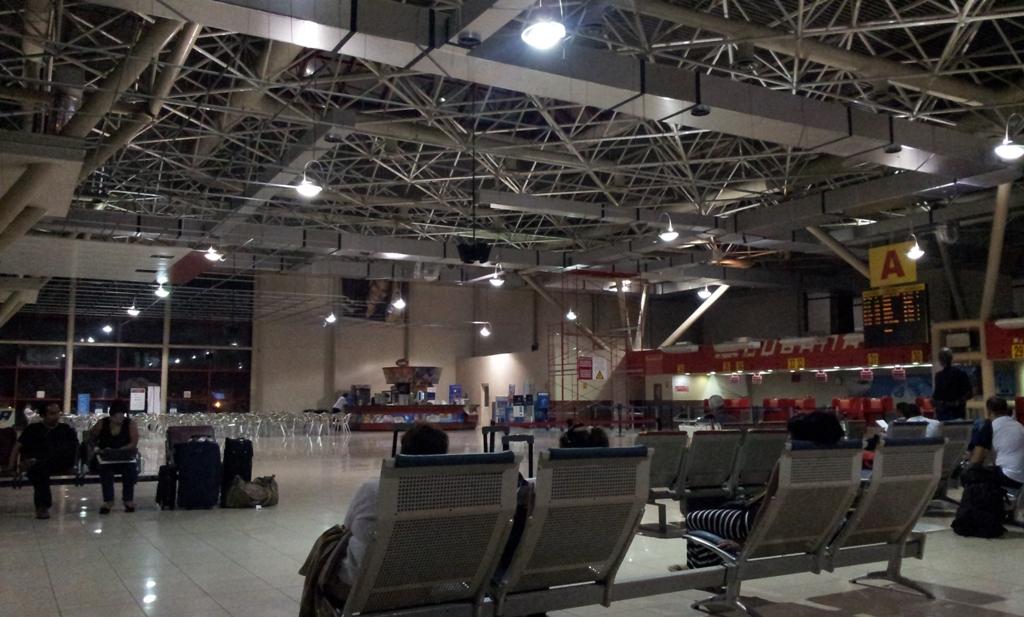 В аэропорту Гавана Хосе Марти